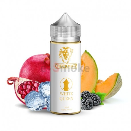 10 ml White Queen CHECKMATE aróma