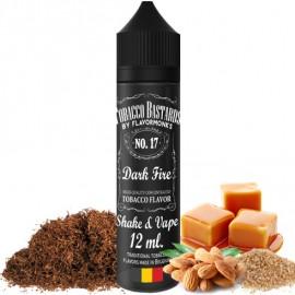 60 ml Dark Fire No.17 Tobacco Bastards - 12 ml S&V