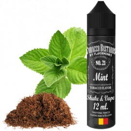 60 ml Mint No.21 Tobacco Bastards - 12 ml S&V