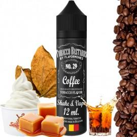 60 ml Coffee No.29 Tobacco Bastards - 12 ml S&V