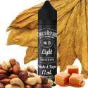 60 ml Light Tobacco No.33 Tobacco Bastards - 12 ml S&V
