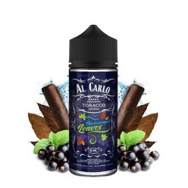 120 ml Blackcurrant Leaves AL CARLO - 15ml Sh&V