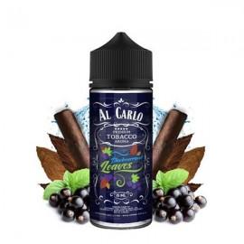 120 ml Blackcurrant Leaves AL CARLO - 15ml S&V