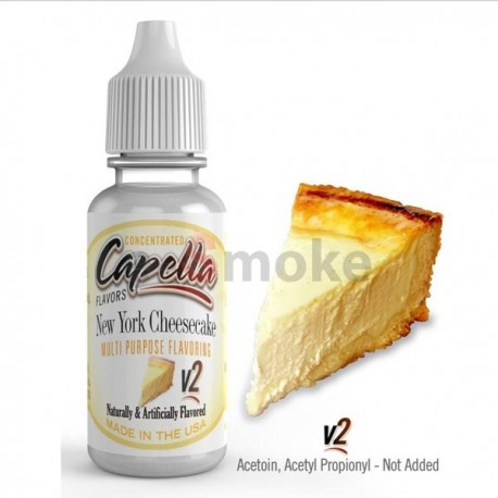 13 ml New York Cheesecake V2 Capella aróma