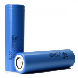 SAMSUNG INR21700-50E 5000 mAh, 10A