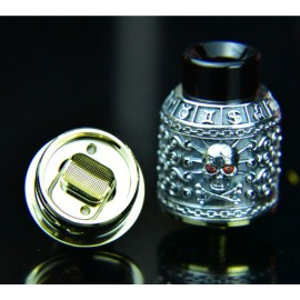 Riscle Pirate King II RDA 24mm SILVER