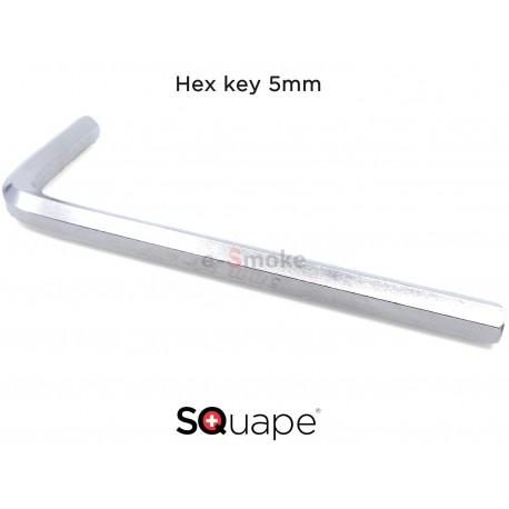 Hex key 5mm SQuape N[duro]