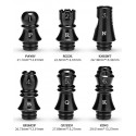 šachový náustok Black Kizoku 510