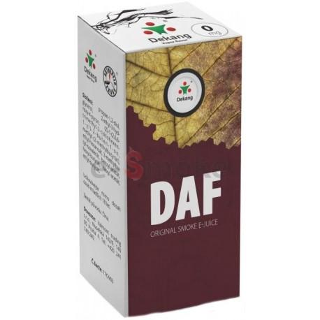 DAF e-liquid 10 ml Dekang Classic