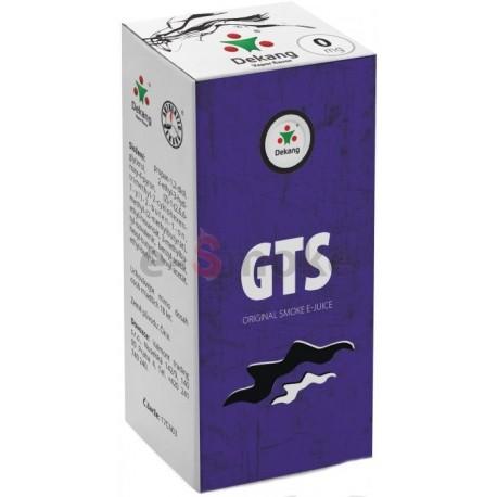 GTS e-liquid 10 ml Dekang Classic