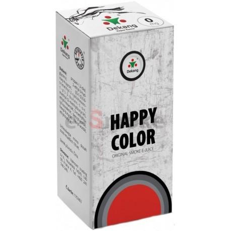 Happy Color e-liquid 10 ml Dekang Classic