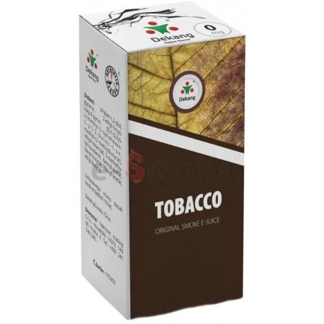 Tabak e-liquid 10 ml Dekang Classic