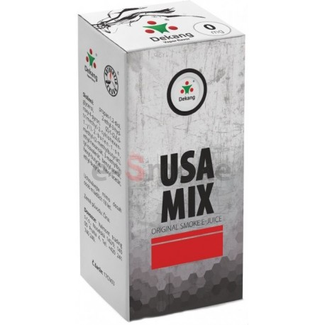 USA Mix e-liquid 10 ml Dekang Classic