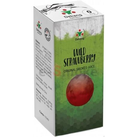 Lesná jahoda e-liquid 10 ml Dekang Classic