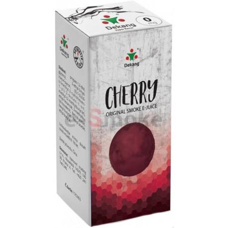 Čerešňa e-liquid 10 ml Dekang Classic