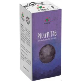 Slivka sušená e-liquid 10 ml Dekang Classic