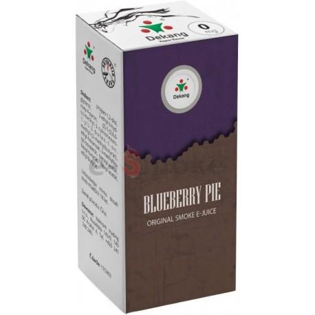 10ml Blueberry Pie Dekang e-liquid