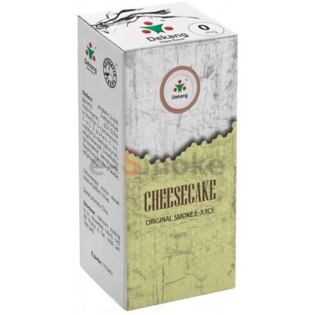 10ml Cheesecake Dekang Classic