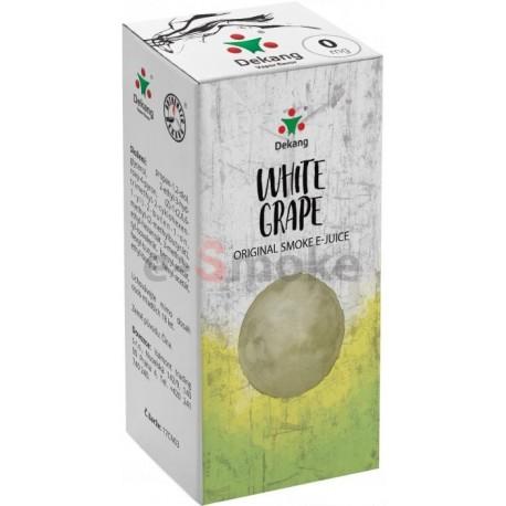 10ml White Grape Dekang Classic