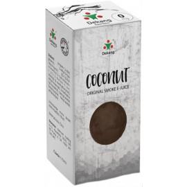 Kokos e-liquid 10 ml Dekang Classic