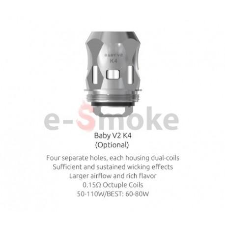 SMOK TFV8 Baby V2 K4 žhaviaca hlava 0,15 Ohm