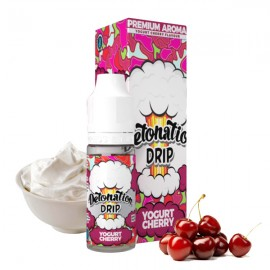 10ml Yogurt Cherry DETONATION DRIP ARÓMA