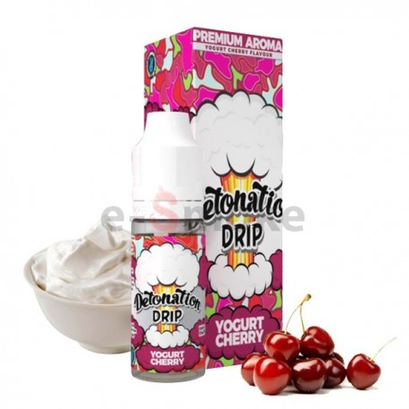 10ml Yogurt Cherry DETONATION DRIP ARÓMA
