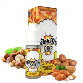 10ml Delicious Nut Mix DETONATION DRIP ARÓMA