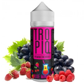 120 ml Blue Mambo TROPIQ - 15ml S&V