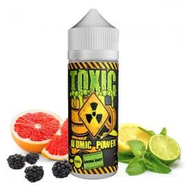 120 ml Atomic Power TOXIC - 15ml Sh&V