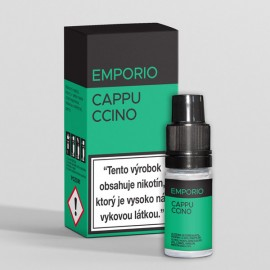 10 ml Cappuccino Emporio e-liquid