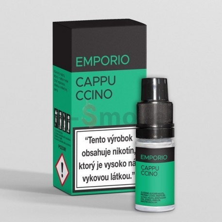 10 ml Cappuccino Emporio e-liquid