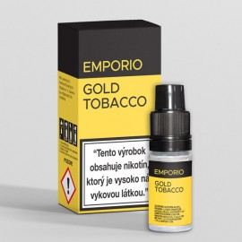 10 ml Gold Tobacco Emporio e-liquid