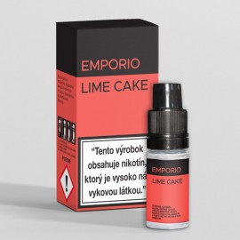10 ml Lime Cake Emporio e-liquid