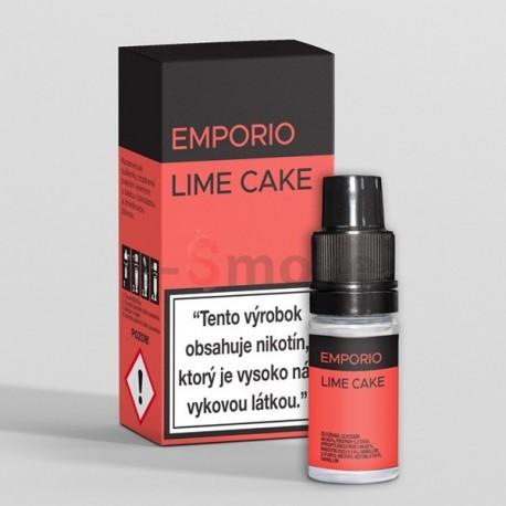 10 ml Lime Cake Emporio e-liquid