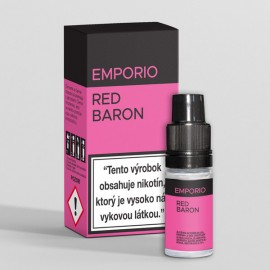 10 ml Red Baron Emporio e-liquid