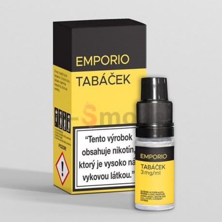 10 ml Tobacco Emporio e-liquid