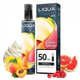 50/20 ml Citrus Cream LIQUA MIX&GO Shake&Vape