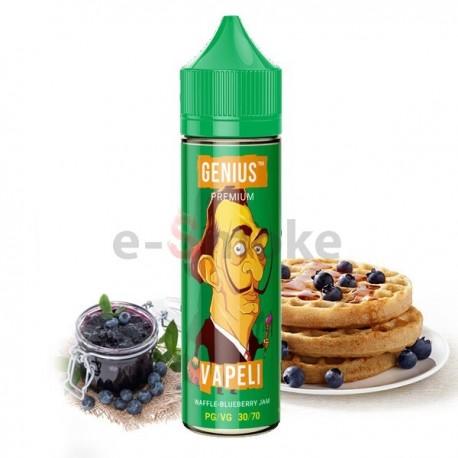 60 ml Vapeli GENIUS - 20 ml S&V