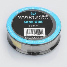 Vandy Vape 300 Mesh SS316L klbko 1,5m