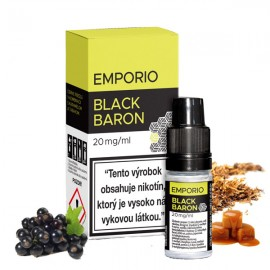 10 ml Black Baron Emporio SALT e-liquid