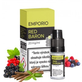 10 ml Red Baron Emporio SALT e-liquid