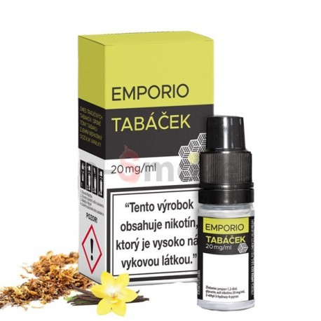 10 ml Tabáček Emporio SALT e-liquid