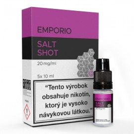 5x 10ml BOOSTER Emporio SALT - 20mg