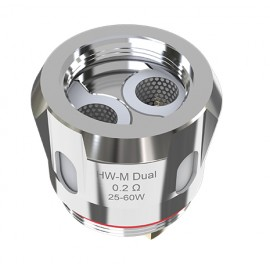 Eleaf HW-M Dual 0,2 Ohm žhaviaca hlava