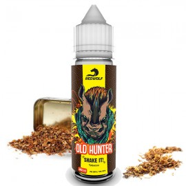 60 ml Old Hunter RED WOLF - 40 ml S&V