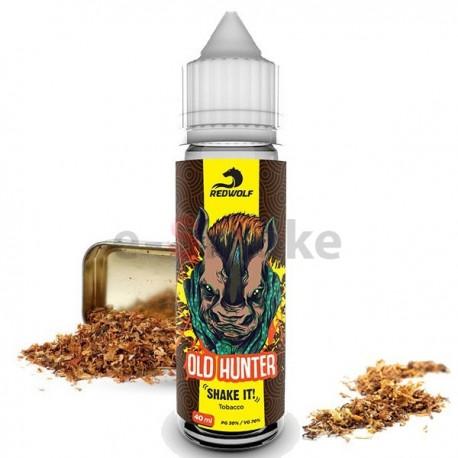 60 ml Old Hunter RED WOLF - 40 ml S&V