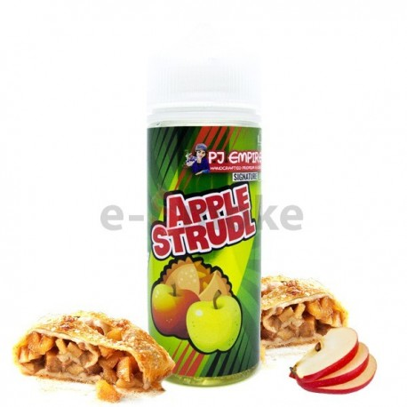 120 ml Apple Strudl PJ EMPIRE - 30ml Shake&Vape