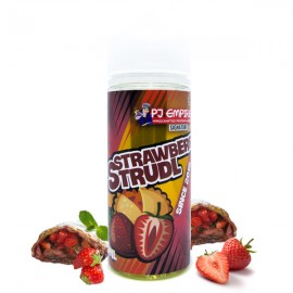 120 ml Strawberry Strudl PJ EMPIRE - 30ml Shake&Vape
