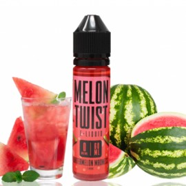 60 ml Watermelon Madness Melon Twist - 50 ml S&V